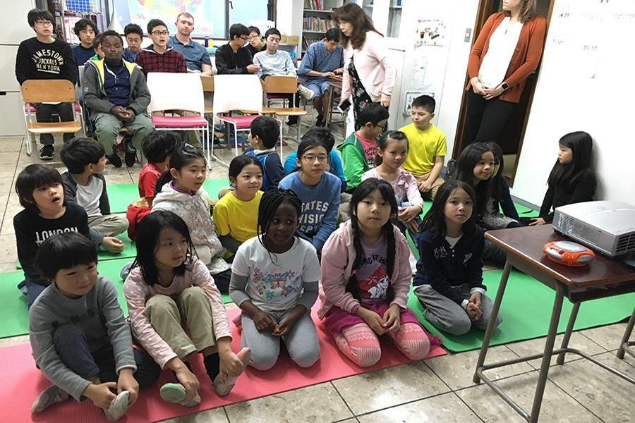 Axis International School Program